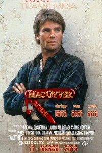 POSTER MACGYVER A