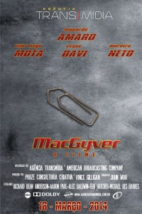 POSTER MACGYVER B